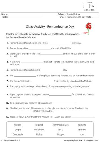 resource worksheet essay