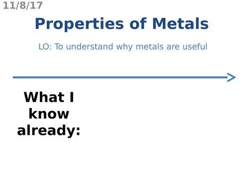 Properties of Metals - Alloys and Catalysts