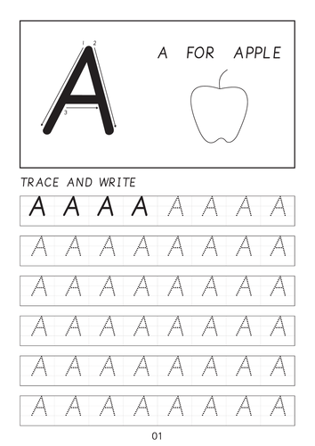 Set of cursive capital letters A to Z dot to dot worksheets sheets with pictures