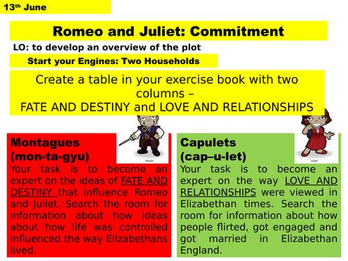 Romeo and Juliet Act 2 Scene 2