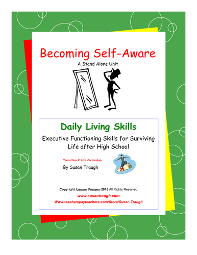 DLS Becoming Self-Aware-Daily Living Skills
