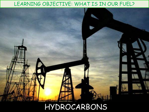 Lesson 1 Crude Oil and Hydrocarbons