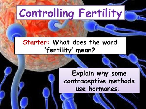 cB6d Controlling Fertility
