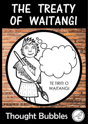 The Treaty of Waitangi – Thought Bubbles