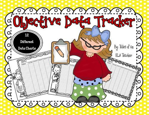 Objective Data Tracker for the Teacher