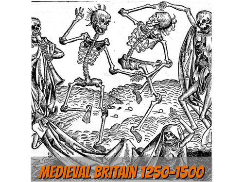 OCR SHP-B GCSE History, Medieval People's Health Key Questions Power Point