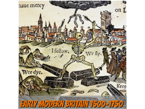 OCR SHP-B GCSE History, Early Modern People's Health Key Questions Power Point