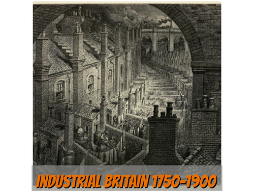 OCR SHP-B GCSE History, Industrial Revolution People's Health Key Questions Power Point