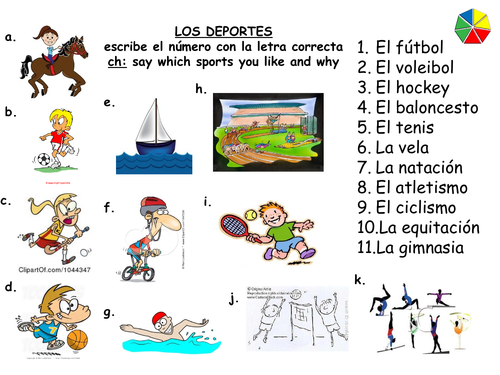 ks3 spanish full topic sports and free time includes writing assessment by fayesutcliffe. Black Bedroom Furniture Sets. Home Design Ideas