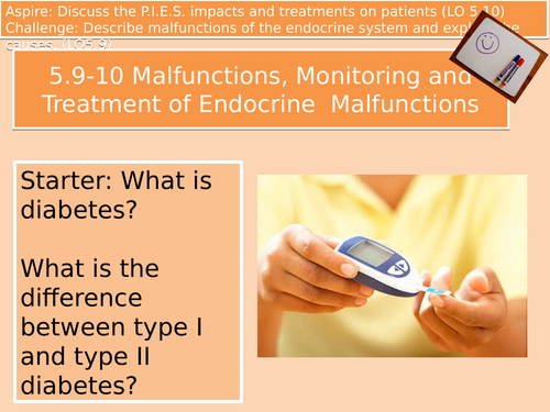 LO5.9-10 (3 of 5) Endocrine Malfunctions and Care Options