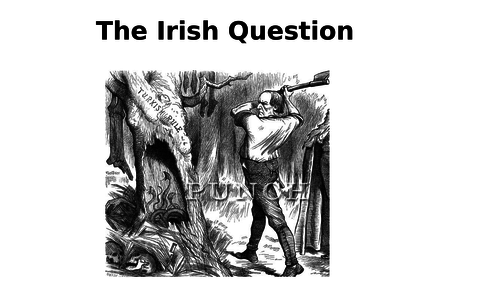 AQA Britain Challenge and transformation : Ireland 1800-1964 revision