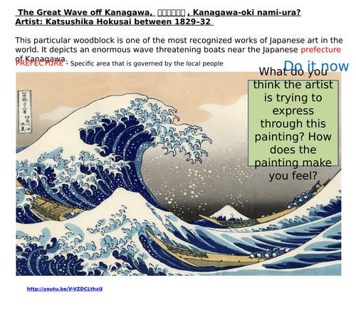 KS3 tectonics - L10  asian tsunami 2004 - fully resourced