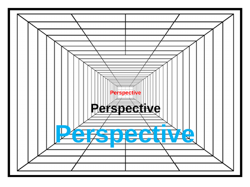 Teaching & Drawing Perspective in Art