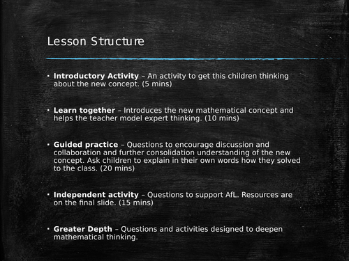 Addition and Subtraction - Year 4 - Mastery - 12 Lessons