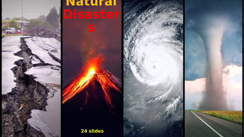 Volcanoes and other Natural Disasters - Presentation