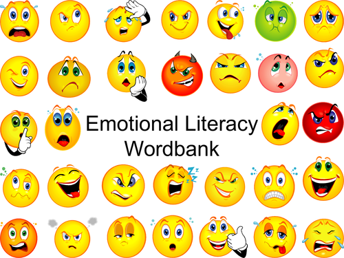 Emotional literacy mat