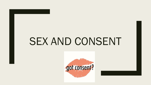 Sex and consent assembly
