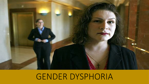 Gender Dysphoria - AQA Psychology A'Level 7182/3