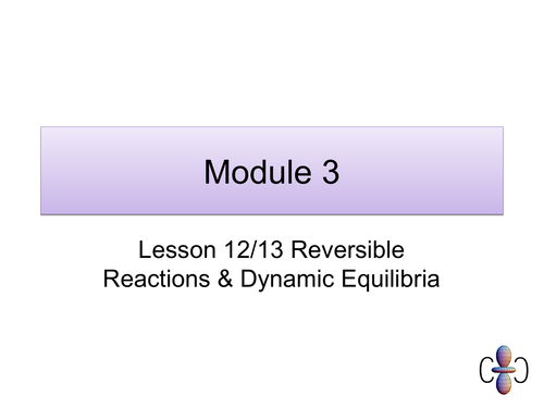A Level dynamic equilibrium powerpoint with exam questions