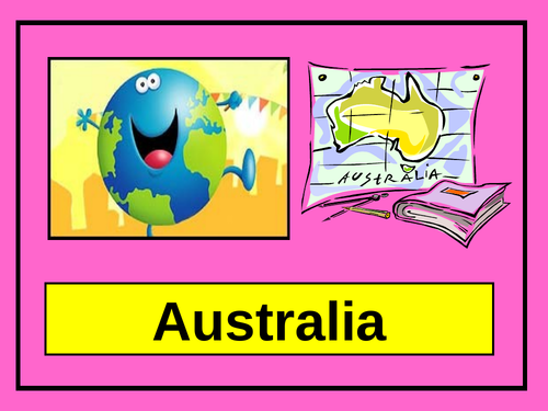 Australia PowerPoint - 18 slides