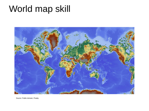 World map skills lesson by suddy23 teaching resources tes gumiabroncs Choice Image