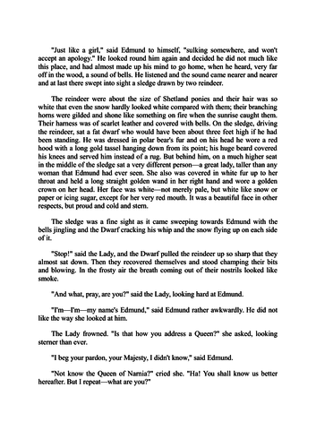 AQA English Language Paper 1: Christmas