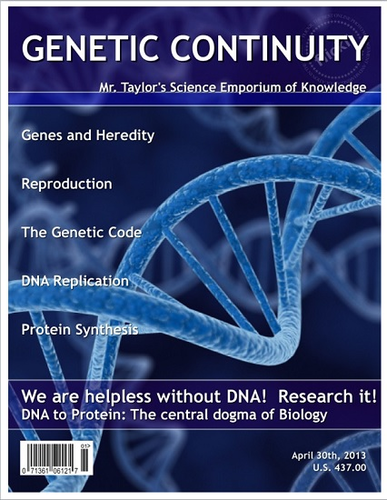 DNA, Mutations, Protein Synthesis and Genetic Engineering Guided Note Packet