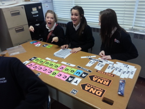DNA, Genetic Code, and Mutations - Crazy Codon Cards