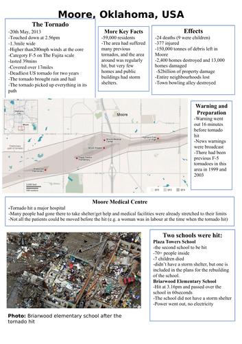 Tornado Case Study Factsheet