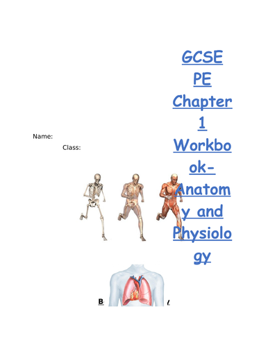 AQA GCSE PE Chapter 1 Revision Booklet