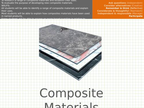 Materials - Composite