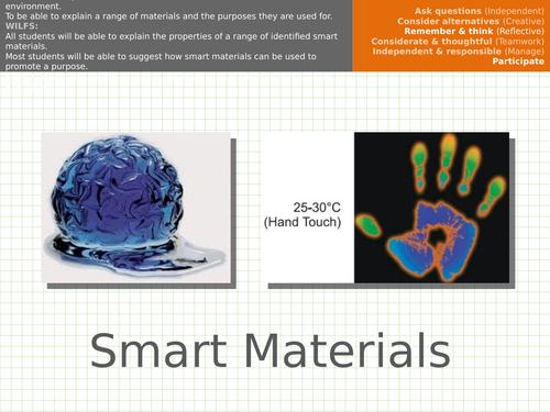 Materials - Smart