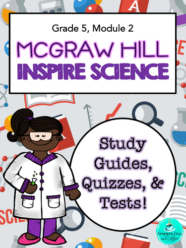 Inspire Science Unit 2 Assessments