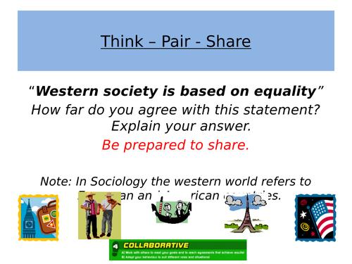 Sociology - Marxism