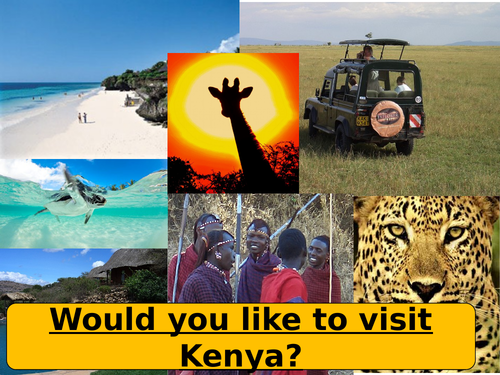 Should we have tourism in Kenya?