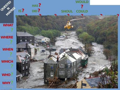 GeoBytesGCSE: Flooding in an MEDC - The 2004 Boscastle Flood