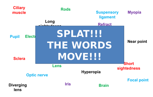The Eye   Moving Splat!!!   Game   Revision