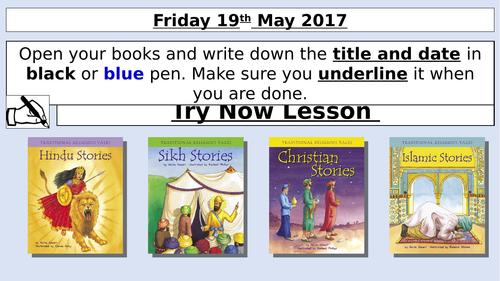 Preschool islam resources