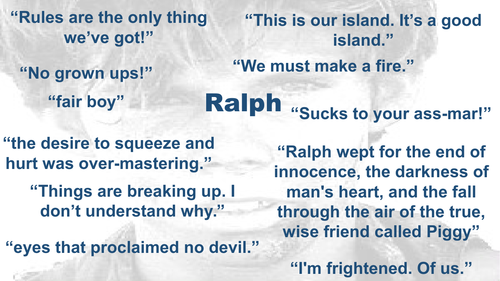 Lord of the Flies Key Quotations and Symbols