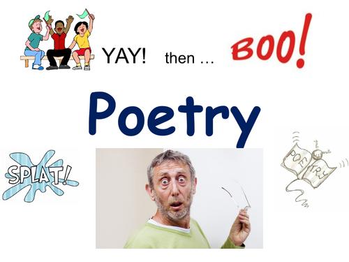 Teach Poetry!