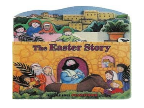 The Easter Story Interactive quiz