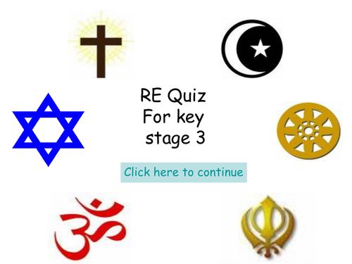 Creation,  Daniel and Jonah interactive Quiz