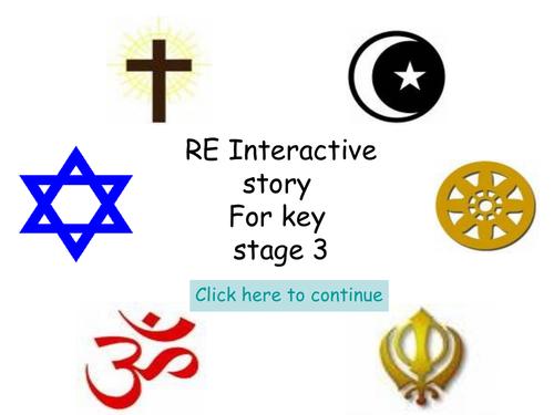 Islam Interactive quiz on Muhammad and the 5 Pillars
