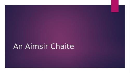 An Aimsir Chaite