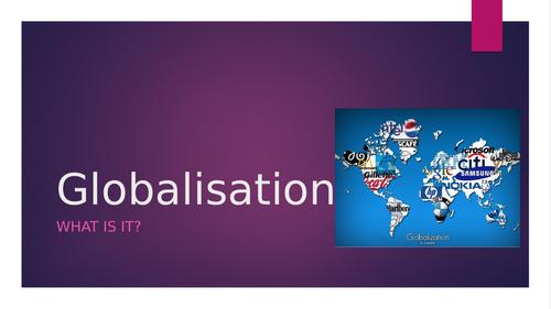 Globalisation for Business GCSE