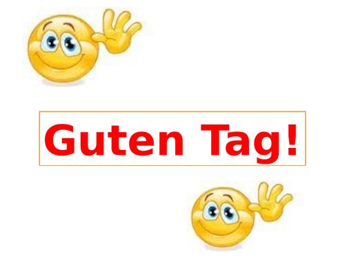 German Taster Session