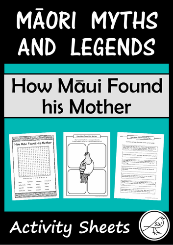 Māori Myths and Legends – How Māui Found his Mother