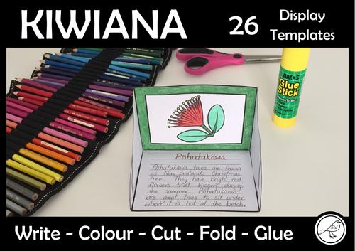 Kiwiana – Display Templates