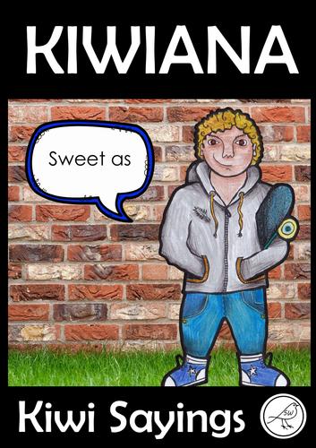 Kiwiana – Kiwi Sayings