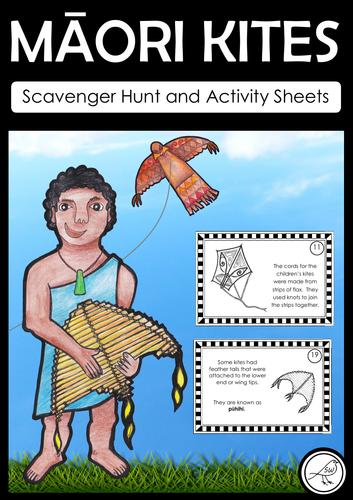 Matariki – Traditional Māori Kites
